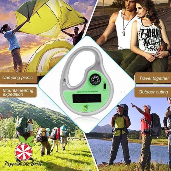 Ultrasonic Mosquito Repeller🔥50% OFF Today🔥