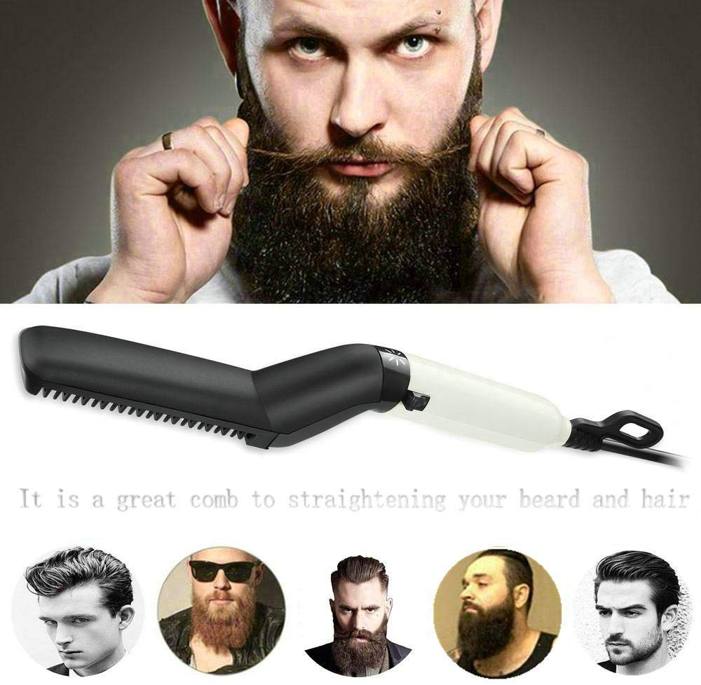 Multifunctional men's quick hair comb+Buy 2 Free Shipping