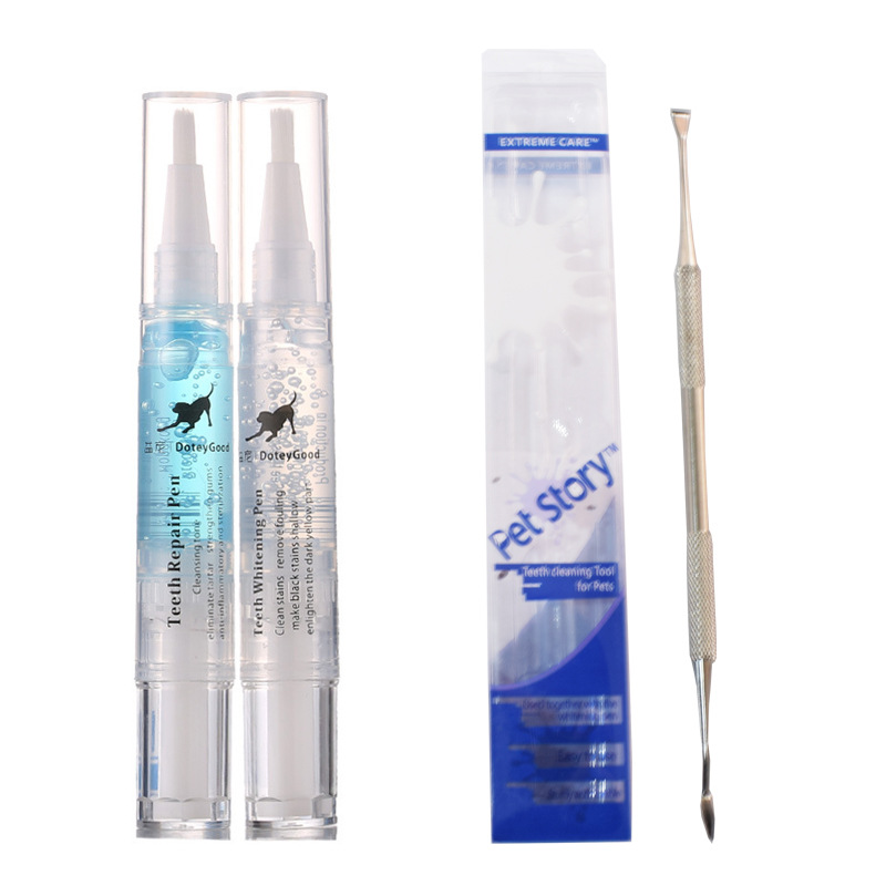 Pet Teeth Cleaning Kit  Buy 3  Free Shipping&10 OFF
