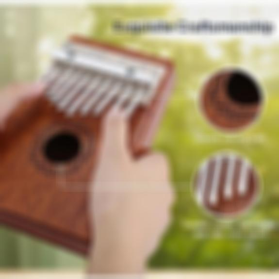 17 Keys Kalimba Thumb Piano</br>(Free Shipping)
