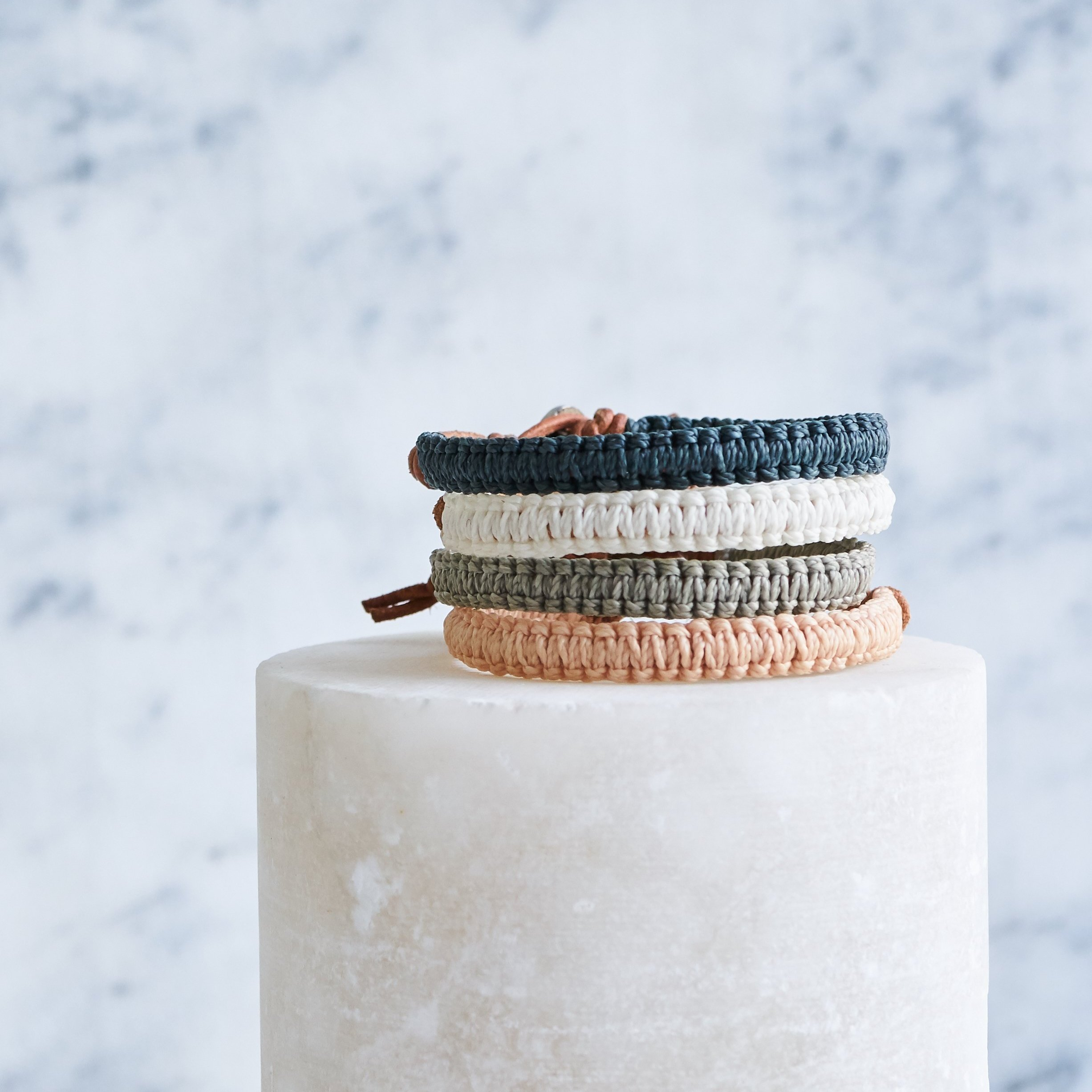Th(E) Braid Bracelets