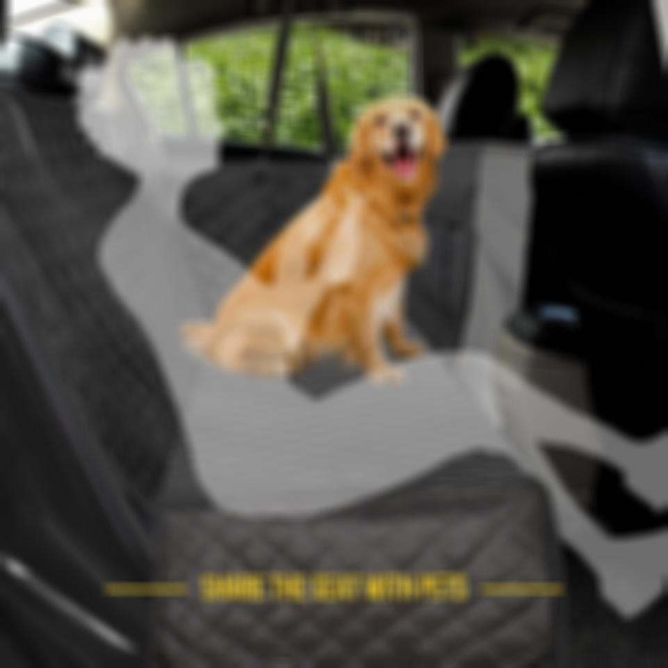Premium Dog Rear Car Seat-Upgraded