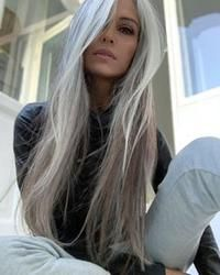 2020 New Gray Hair Wigs For African American Women Lydia Deetz Wig Princess Peach Wig Cheap Lace Front Wigs Hair And Wigs Junko Wig