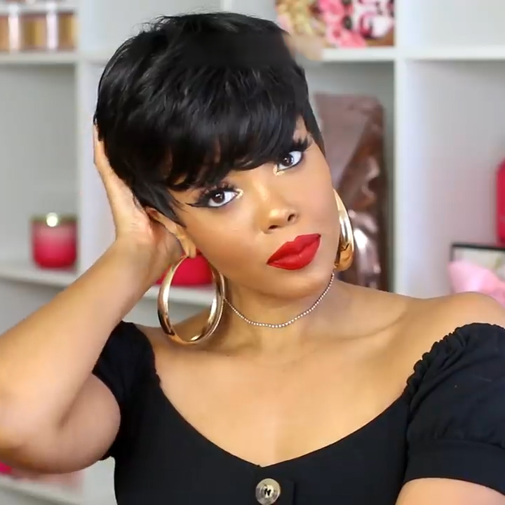 New Style Short Wig