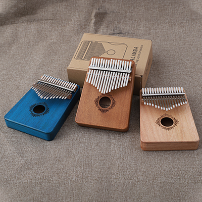 Kalimba 17 Keys Thumb Piano