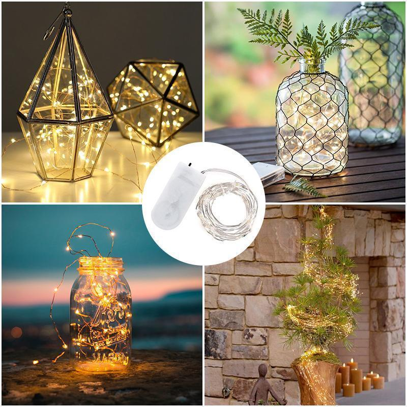 🔥0NLY $ 7.99 TODAY🔥Firefly lights