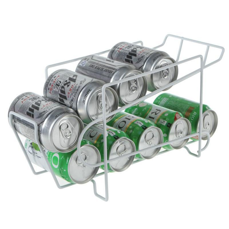 [Hot Sale!!!] Magical Roll storage rack for cans