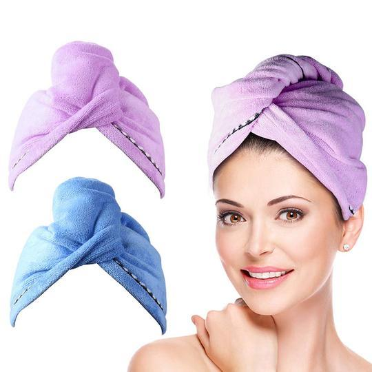 (💥Women's Day Big Sale💥-50% OFF)Quick Hair-Drying Cap(BUY 3 GET 20% OFF & FREE SHIPPING!)