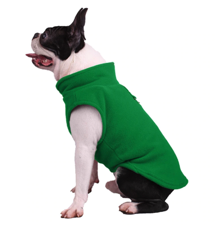 Heatseeker Fleece Dog Jacket