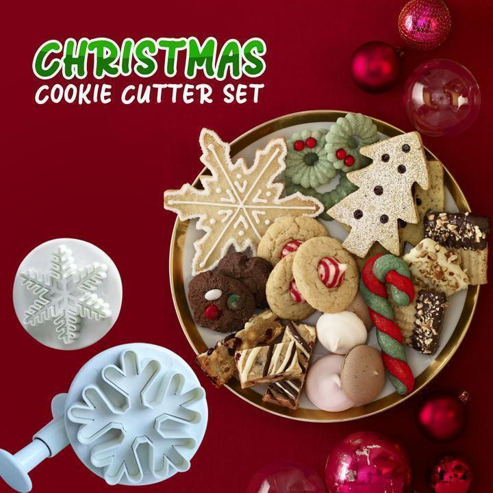 Christmas Cookie Decoration Kit-Free Shipping