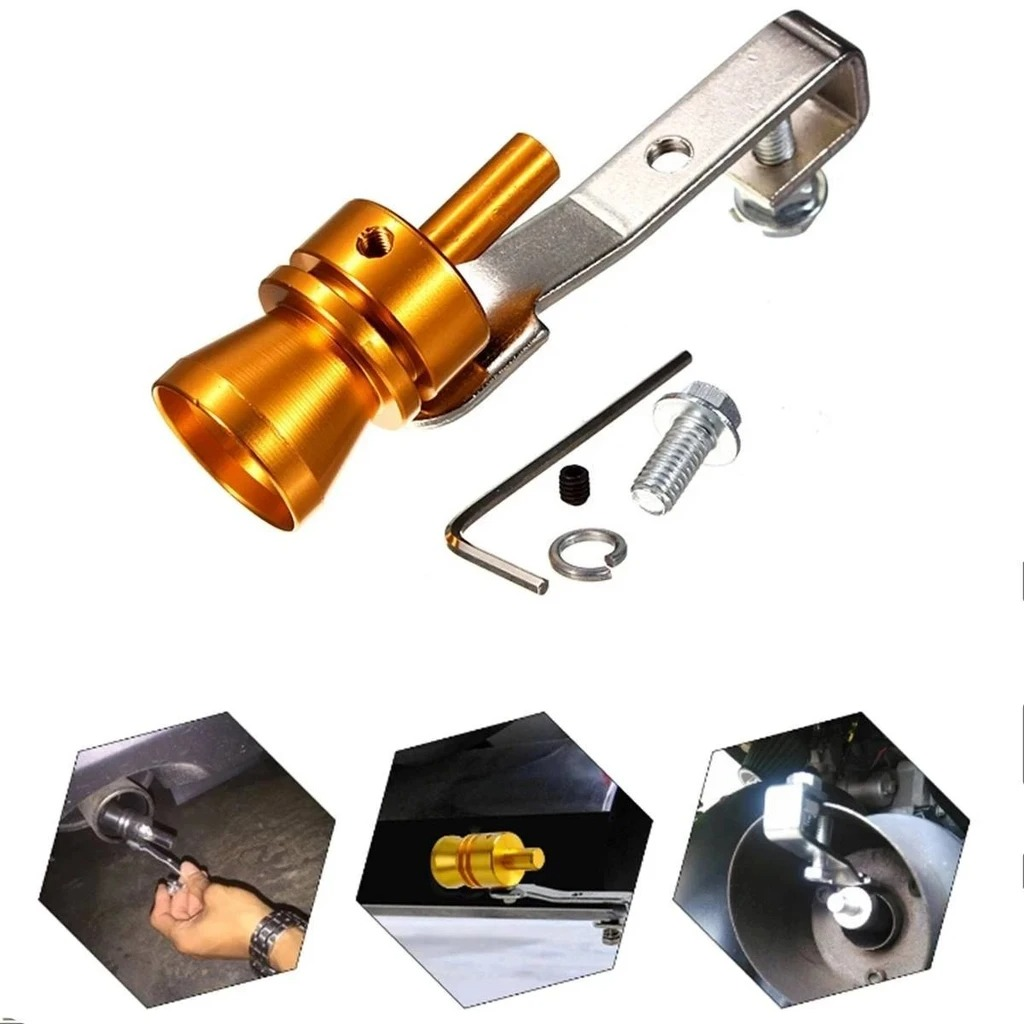 (2021 NEW YEAR PROMOTION) New Multi-Purpose Car Turbo Whistle-Buy 4 Get Extra 20% OFF