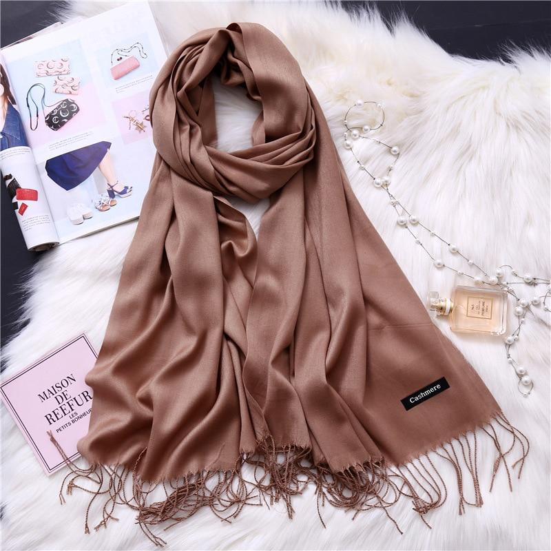 Winter and Autumn  Colorful Wrap Scarf
