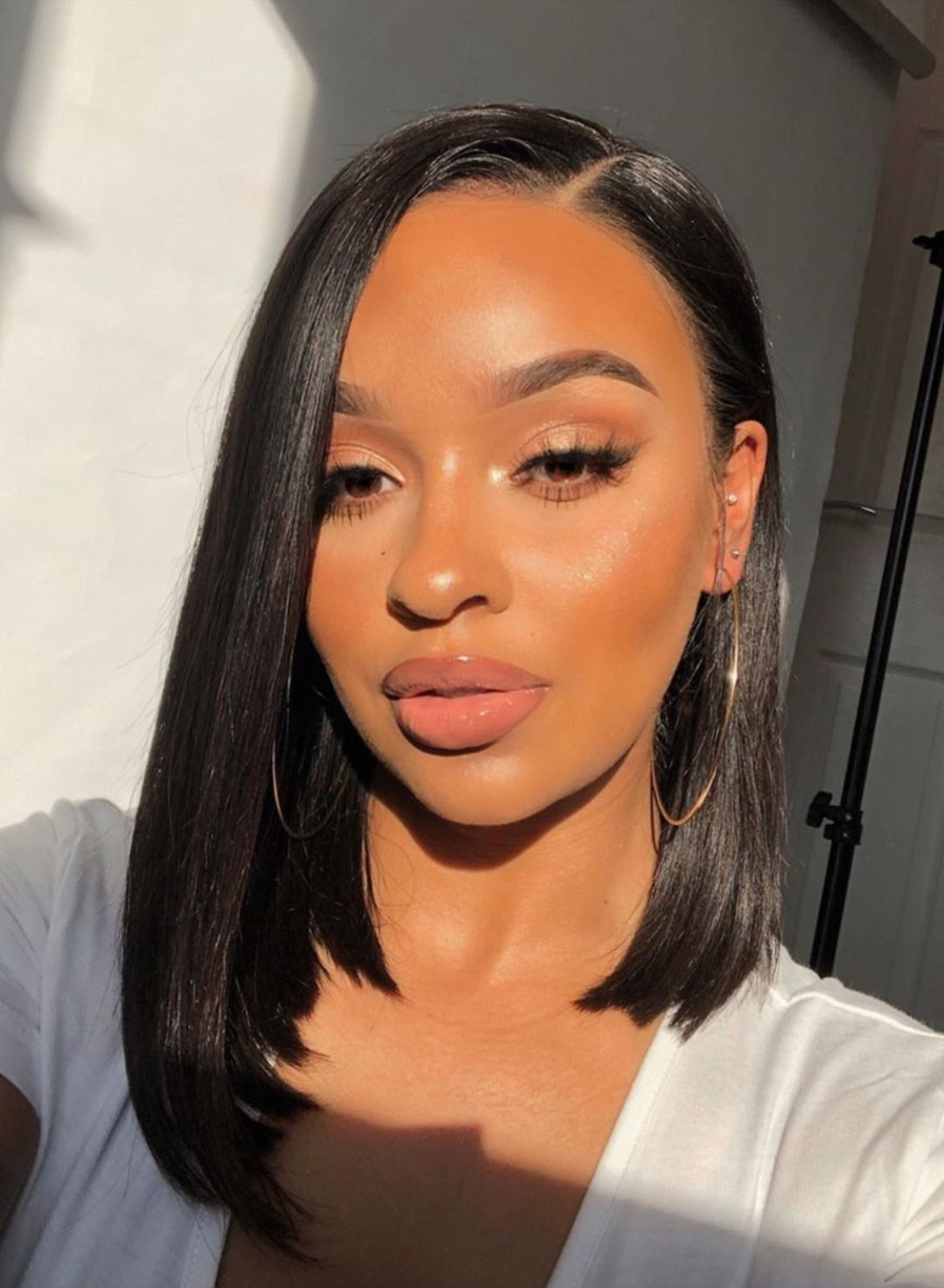 2020 New Straight Wigs Black Long Hair Thick Straight Hair Men Wavy Wigs African American