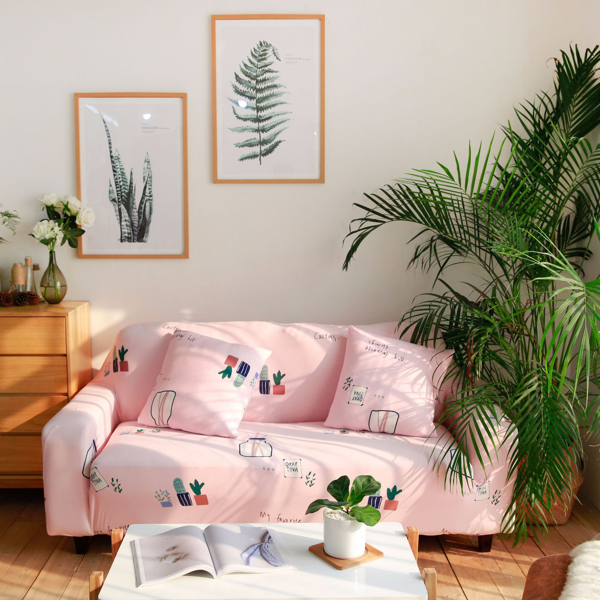 Super elastic stretchable sofa cover (Buy two free shipping)