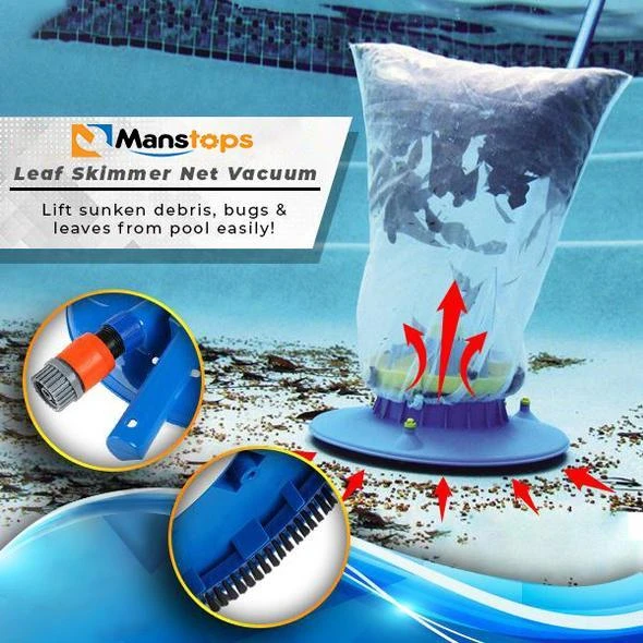 Copy of Swimming Pool Vacuum Cleaner - 50% OFF Today