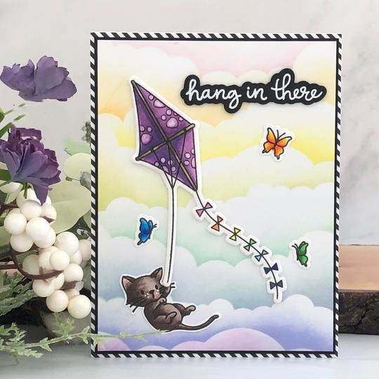 Mouse Metal Cutting Dies and Stamps Stencil for DIY Scrapbooking Photo Album Embossing Decorative Craft Die