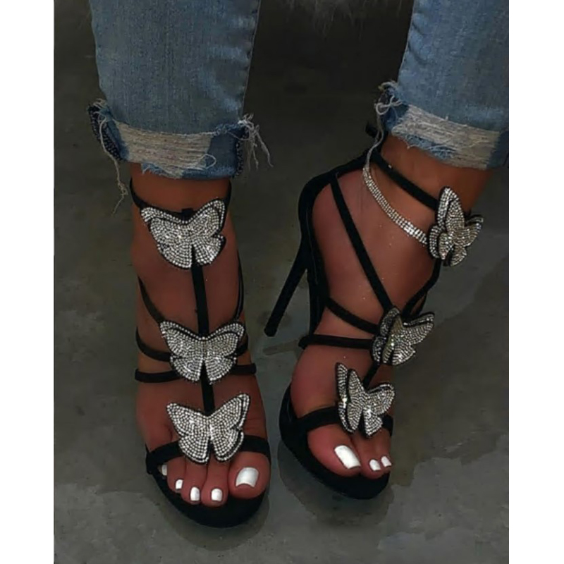 Sexy Ladies High Heels Sandals-2020 Summer( 2 Pair Free Shipping)