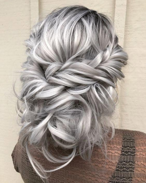 2020 Fashion Ombre Blonde Wigs Black And Blonde Braids
