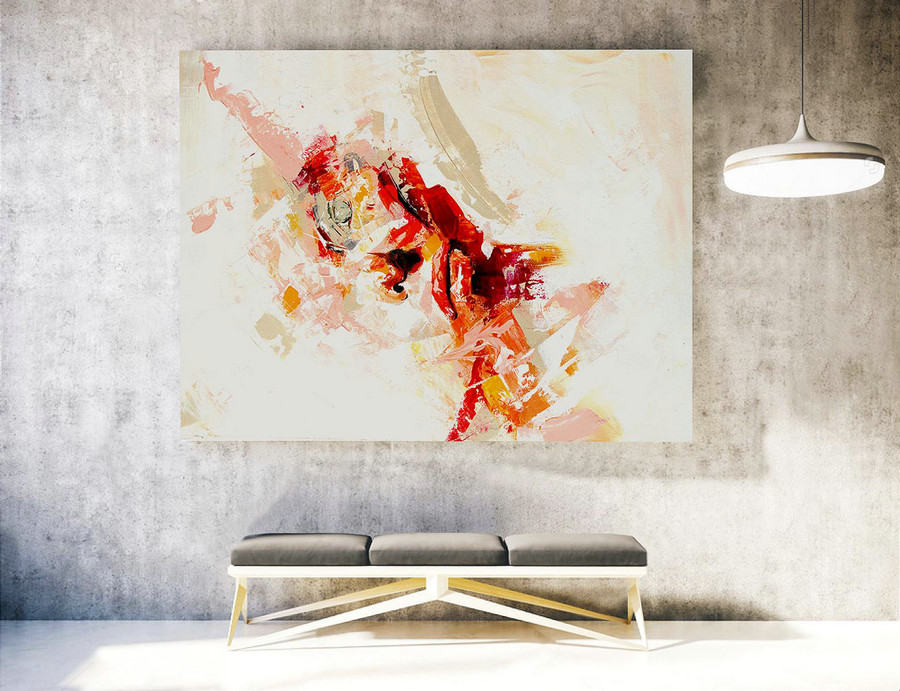 Contemporary Wall Art On Canvas,Extra Large Abstract Painting Original,Painting On Canvas,Abstract Canvas Art,Large Original PaintingLAS031