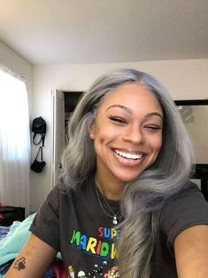 2020 New Gray Hair Wigs For African American Women Toupee Zazalum Wigs 10 Inch Curly Wig Grey Highlights On Dark Hair Gray Hair