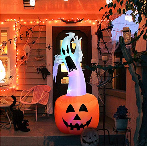 Halloween Inflatable Ghost Pumpkin Inflatable Toy