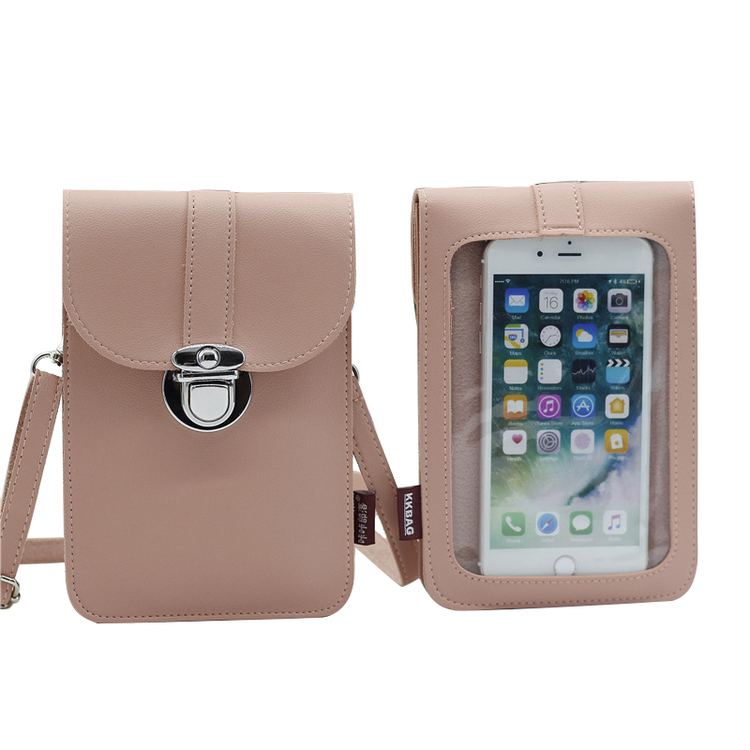 Christmas Special - Waterproof Touch Screen Purse With Clear Window