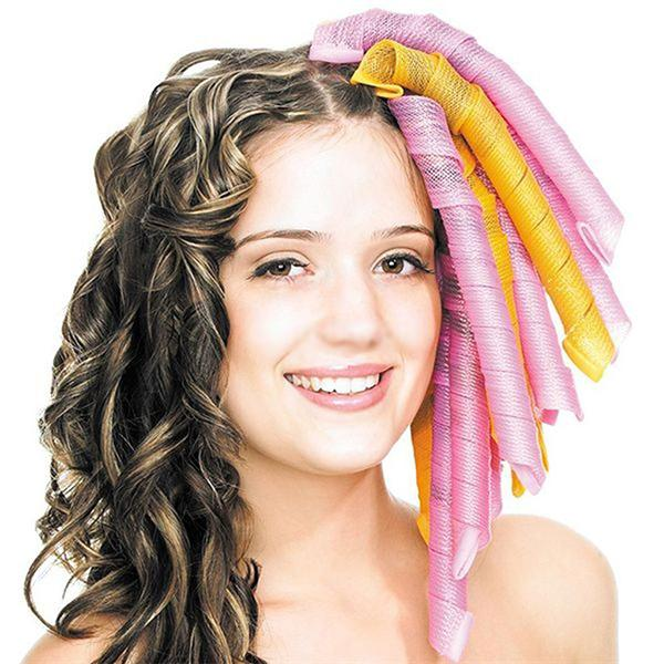 (Last Day Promotion&50% OFF) No Heat Magic Hair Curler - DIY Wave Formers(1 Pack=12 Pcs)
