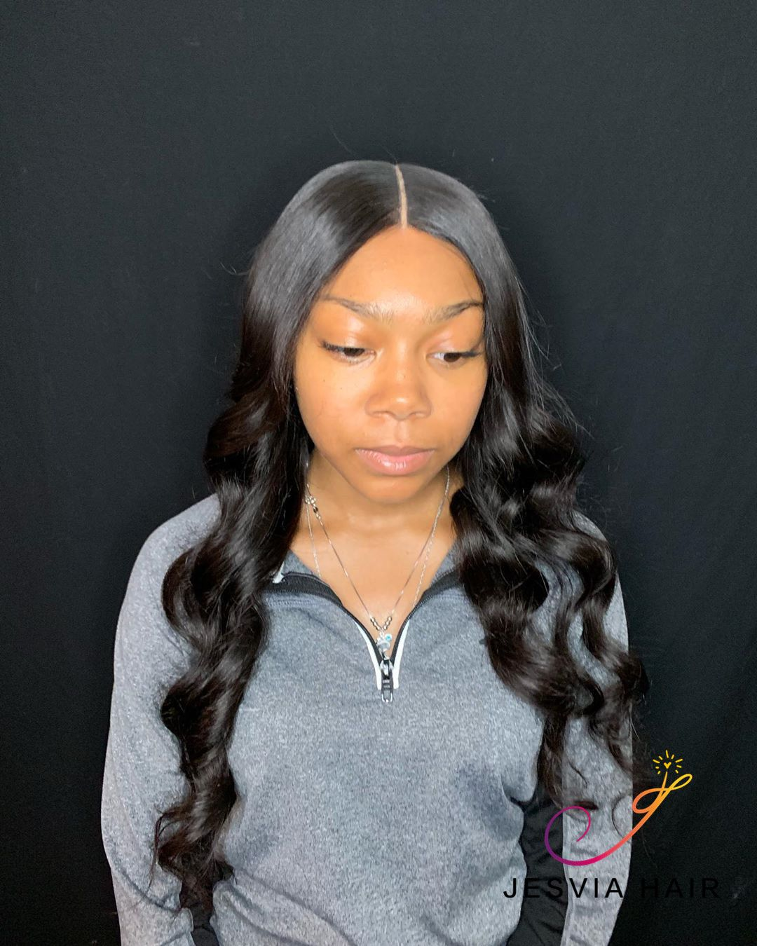 Black Wigs For Black Women Kima Crochet Hair Big Waves Short Hair Wavy Wigs African American 360 540 And 720 Waves
