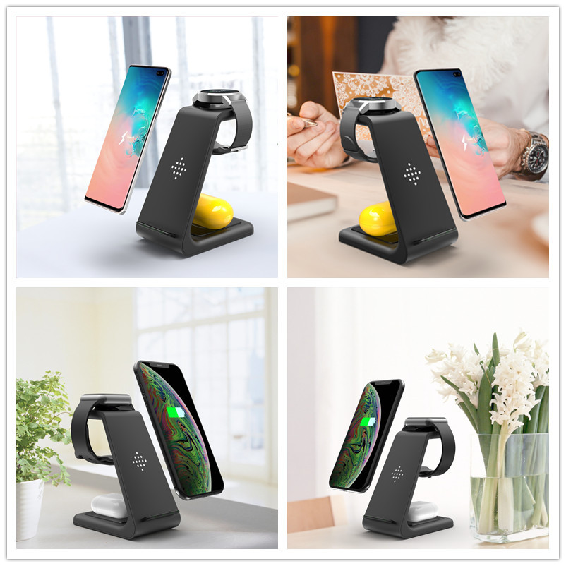 Hot Sale! 3-IN-1 Ultimate Wireless Phone Charger