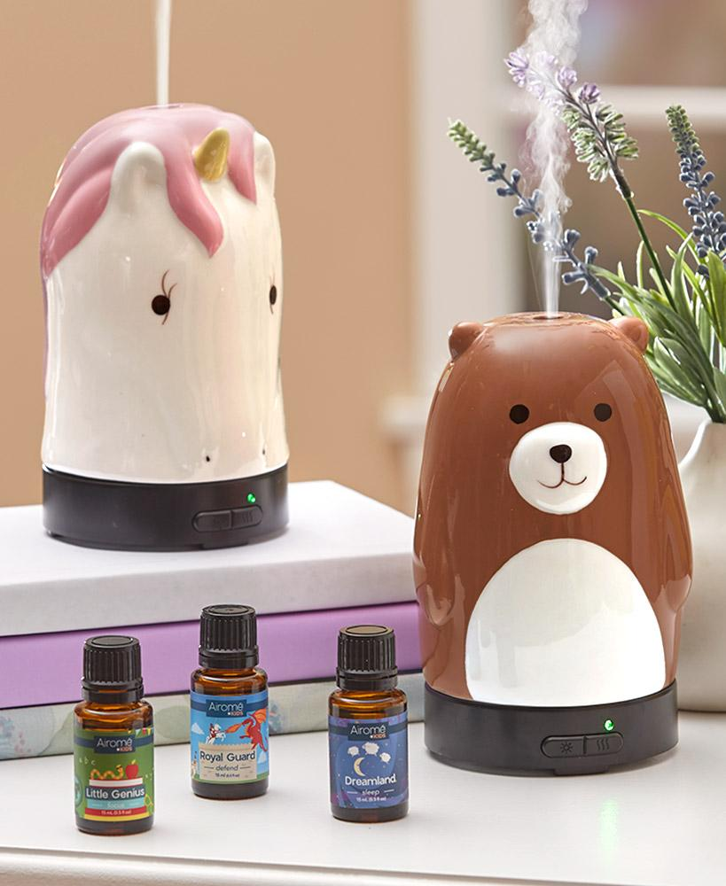 Airom Aromatherapy Diffusers or Essential Oil Blends