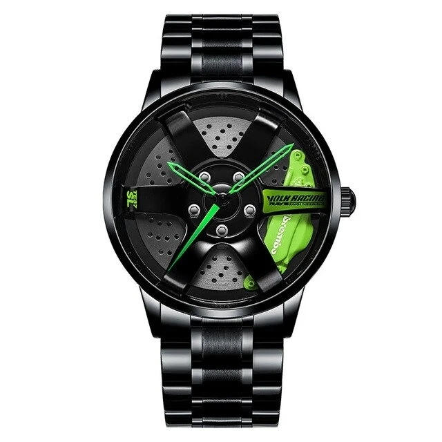 JDM™  VOILK RACING TE37 WHEEL Watch