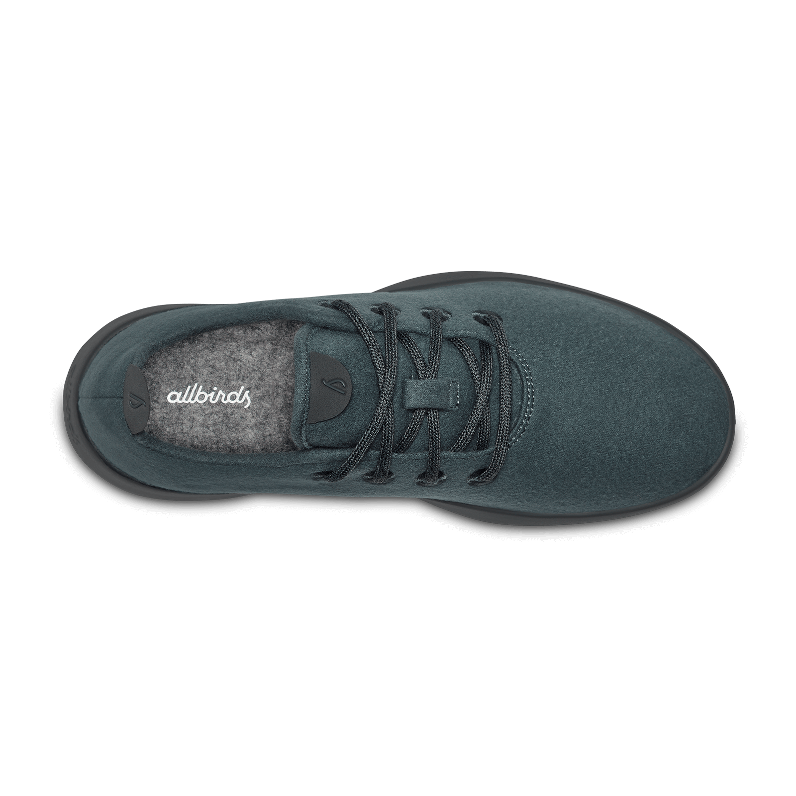 Men's Wool Runners - Storm (Blue Grey Sole)