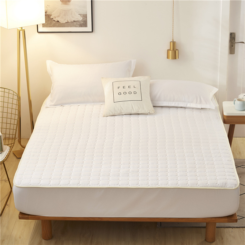 (🔥Buy 3 Save $20) 2021 Latest Breathable Silky Fitted Sheet