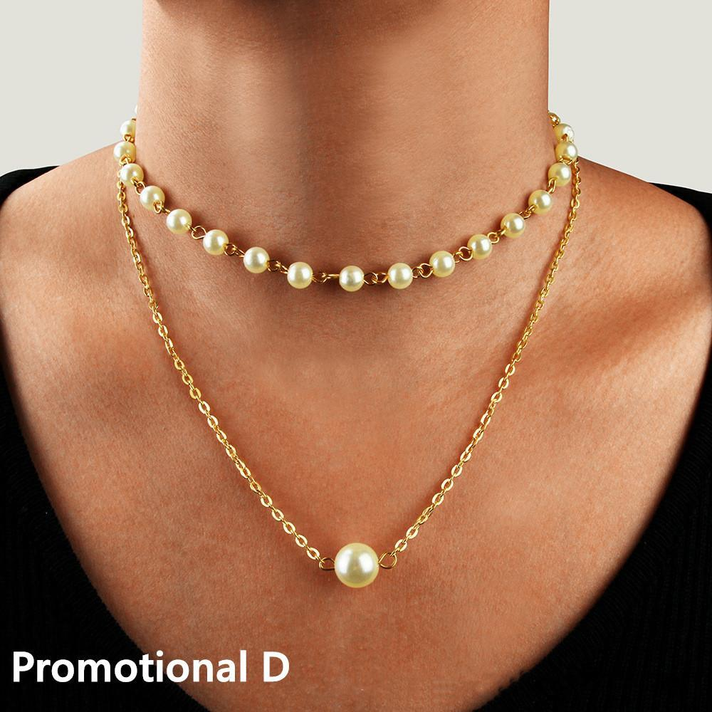 2020 New Necklace For Women  Traditional Necklace Silver Chain Cuban
