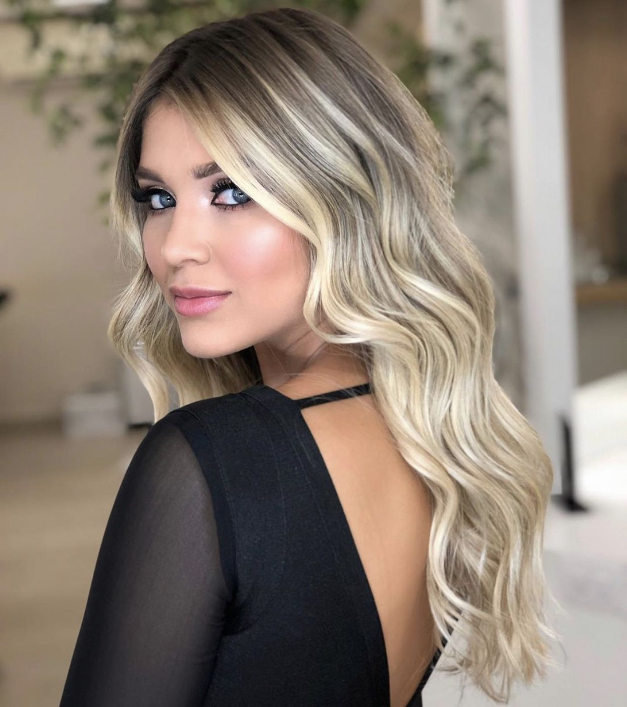 Natural Looking Wigs For White Women One Gray Hair Grey White Hair White Hair Color
