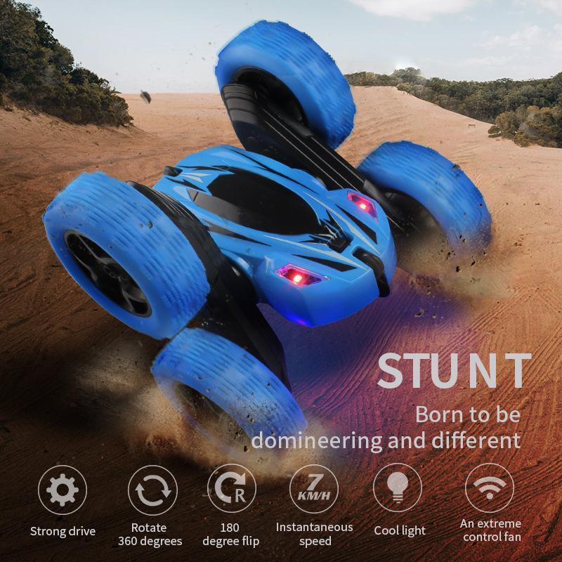 Double-sided Stunt Car RC