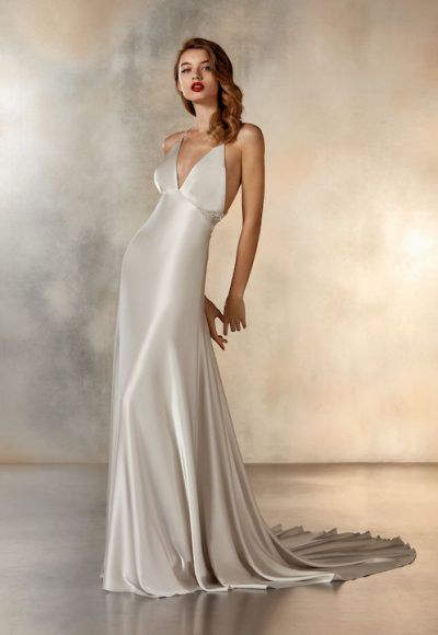 2020 New Wedding Dress Fashion Dress semi formal dresses bridesmaid dress outlet