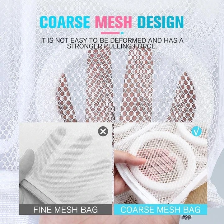 (50% OFF Last Day Promotion) Shoes Washing Bags