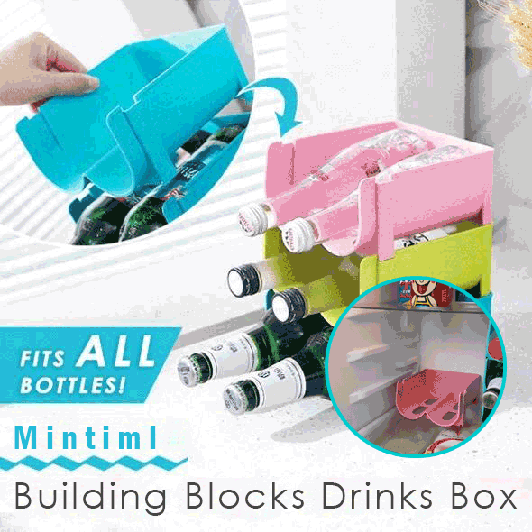 Mintiml Building Blocks Drinks Box
