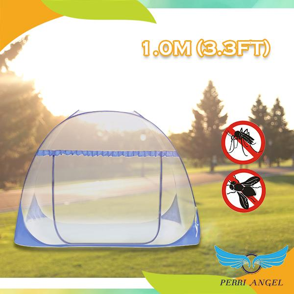 😍Can accommodate up to 5-7 people —— Anti-Mosquito Pop-Up Mesh Tent