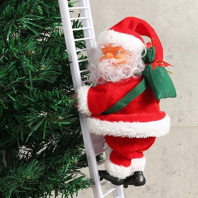 Climbing Santa Claus--Buy 2 Free Shipping!!