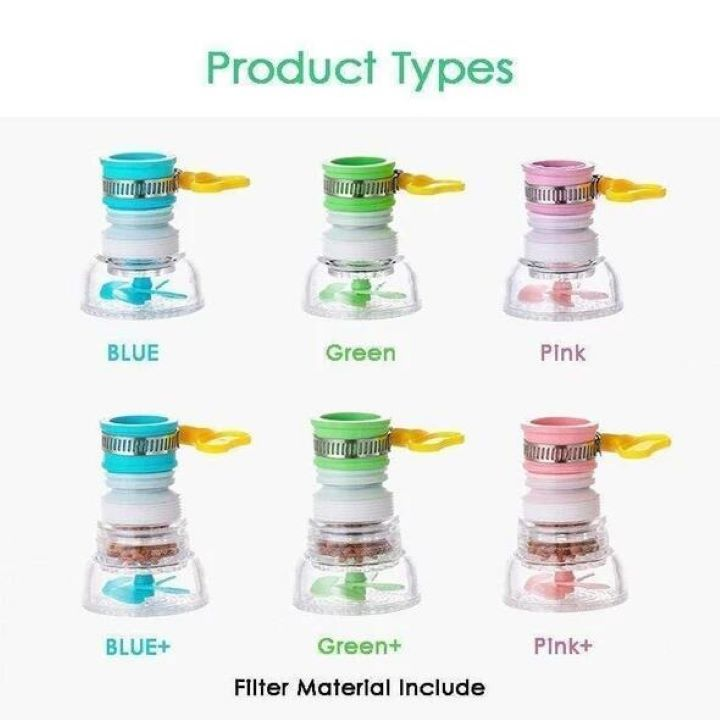 (💥Spring Hot Sale💥-50% OFF)Faucet Booster Filter-Buy 2 get 1 free