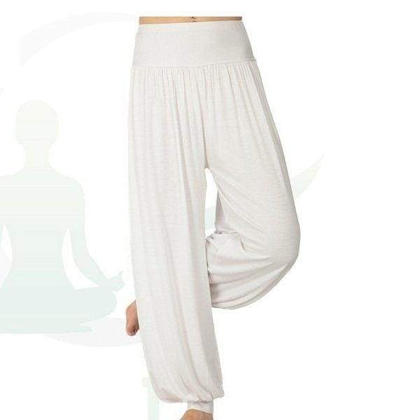Women Comfy Harem Loose Long Pants Belly Dance Casual Boho Wide Trousers(more beautiful color are available now)
