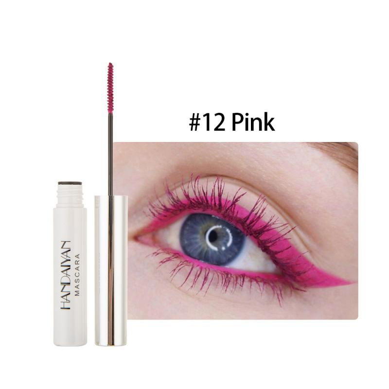 (50% Off Time Limited Promotion) Color Mascara Waterproof Eyelashes - Buy More Save More