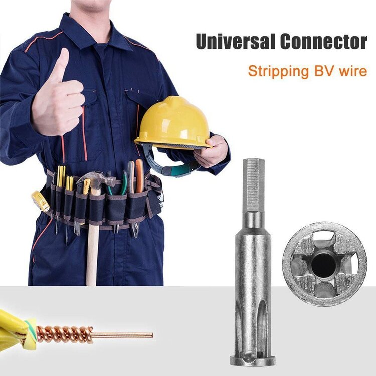 ✨50% off Last day Promotion✨Wire Stripping And Twisting Tool