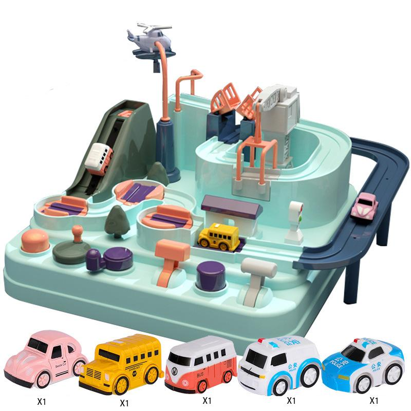 FREE SHIPPING NOW - Car Adventure Toy Eco-friendly
