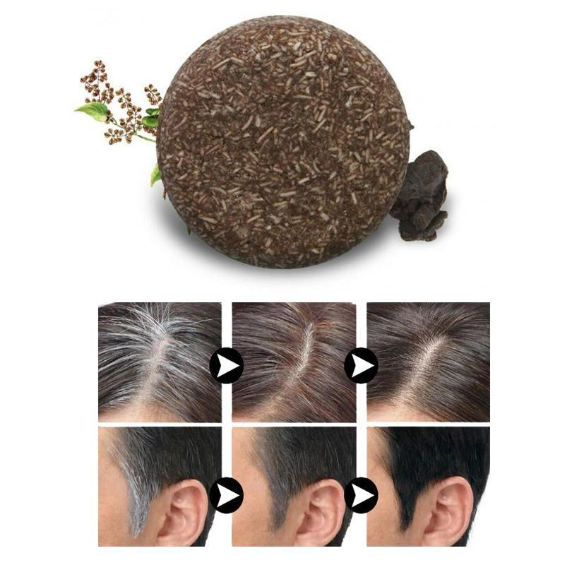Organic Darkening Shampoo Bar Hair Care
