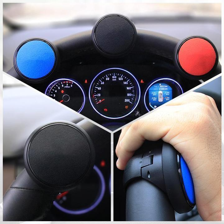 Car Steering Wheel Booster Ball🔥BUY 1 GET 1 FREE🔥