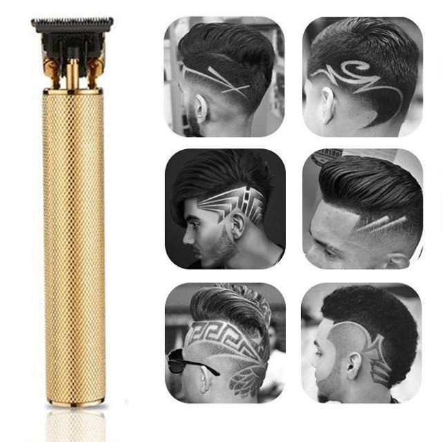 🔥Father's Day Promotion🔥2021 New Cordless Zero Gapped Trimmer Hair Clipper