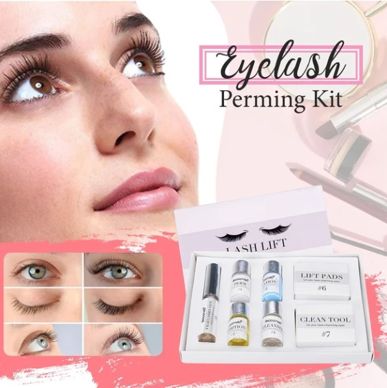 DIY eyelashes kit